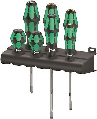 Wera 300/7 Mix 2 Kraftform Plus Screwdriver Set 7 Piece 05008901001