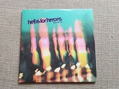 Hell Is For Heroes - One Of Us 2 Track Cd Single