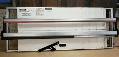Tapco Minitrax Light Duty Siding Saw Table 12181 Local Pickup Only