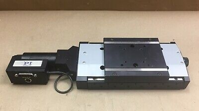 Slide PI PHYSIK INSTRUMENTE M-405.PD 50mm TRAVEL HIGH RES. 0.25µm LINEAR STAGE