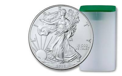 Shipping Now - 2020 1 Oz. American Silver Eagle Coin *** Not Grading Rejects***