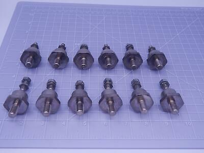 Lot of 12 S42150TS Silicon Power Rectifiers T129321