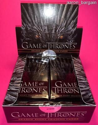Game of Thrones Season 8 2020 Rittenhouse Pack GoT Auto/Sketch/Relic/Inscribed?