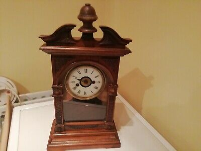 An American Mantel Clock (For Complete Restoration)