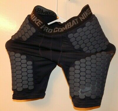 NWT Nike Pro Kombat Base Layer Sports Protective Shorts