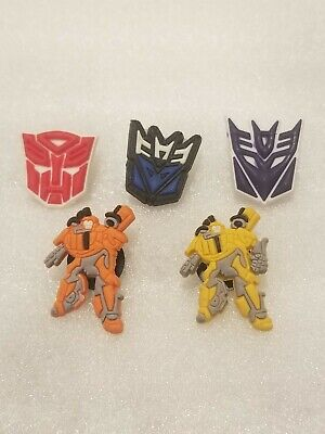 Transformers Shoe/Jibbitz Charms
