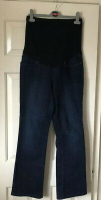 Maternity jeans size 12 by Mothercare VGC