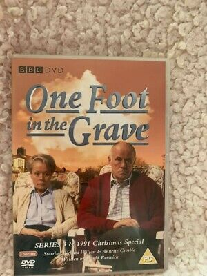 One Foot In The Grave - Series 3 & Christmas Special (DVD, 2005, 2-Disc Set)