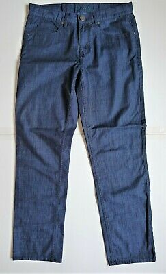 Perry Ellis Slim Fit Stretch Lightweight Jeans Size 30 x 30