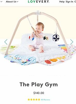 """LOVEVERY """"The Play Gym"""". EXCELLENT CONDITION."""