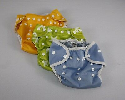 Lot Of  Diaper Covers-Thirsties, ALVA,LotusBumz