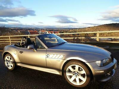 2001 BMW Z3 2.2 Roadster Petrol Manual