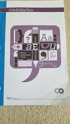 English Skills Book 3 Answers: Years 4-5, Ages 8-10, Schofield & Sims,