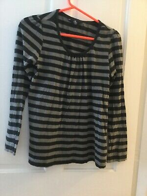 Maternity Breastfeeding Top Mothercare Size 12