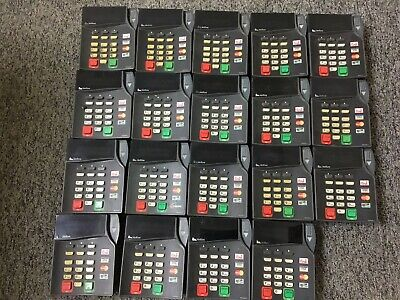 VeriFone Everest Plus Credit Card Terminal (LOT OF 19)