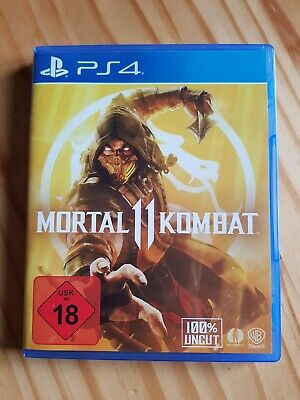 Mortal Kombat 11 PlayStation 4, PS4