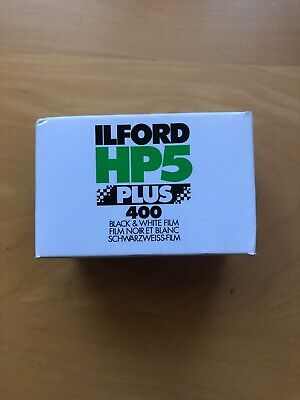 Ilford HP5 Plus - Black & white print film 135 (35 mm) ISO 400 EXPIRED 11/2018