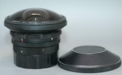 Nikon Spiratone 12mm f8 manual focus Fish-eye lens Fisheye - Nice Ex++!