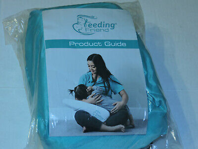 Feeding Friend: The Self-Inflating Nursing Pillow for Breast/Bottle Feeding