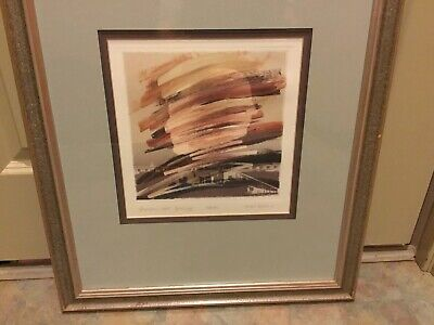 Signed and Numbered  Opus One 1992 SYNERGY by Susan Pate