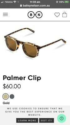 Bailey Nelson Parker/Palmer Clip Pink