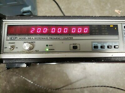 EIP 545A Microwave Frequency Counter 18 GHz