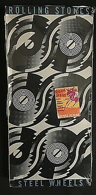 Rolling Stones ‎– Steel Wheels – CD Longbox USA 07464453332 - SEALED MINT NEW
