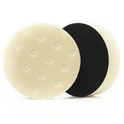 Lake Country CCS White Foam 4 inch Polishing Pad
