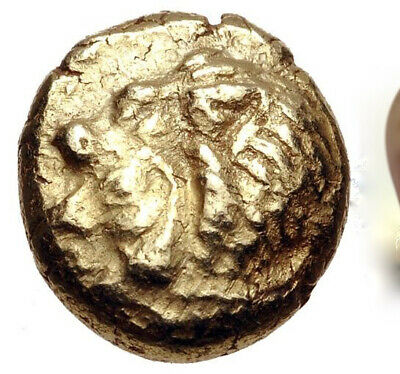 Ancient Greece Ionia, Erythrai Circa 550-500 BC EL Hekte – Sixth Stater Heracles
