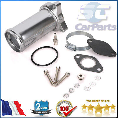 Kit Suppession EGR Vanne Tuning Pour VW Seat 100 130 150 160 cv 1.9 TDI Ø57mm SP