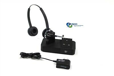 Jabra Pro 9450 Duo Flex Wireless Headset System Bundle 9450 69 707 105 59 99 Picclick