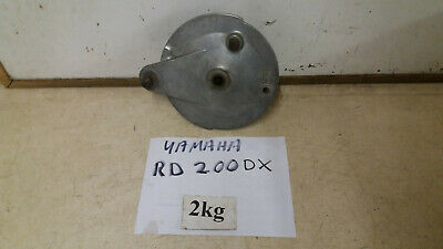 Yamaha Rd200Dx 1979 Rear Wheel Brake Drum Hub