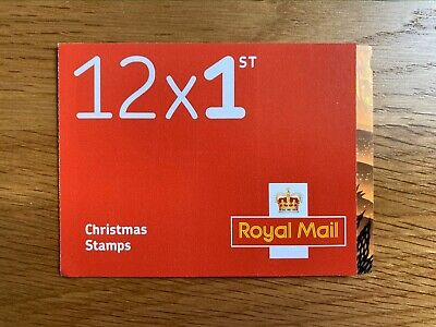 Royal Mail pack of 12 first class stamps
