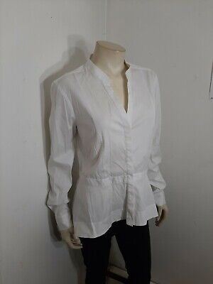 White House Black Market top Sz 14...in good condition...holes,spots or...