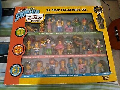 The Simpsons: Limited Edition Figurine Collection