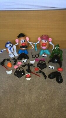 Mr Potato Head Toy Story Spares/ Accessories Bundle