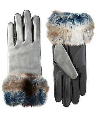 Isotoner Signature Women's SleekHeat Stretch Leather Touchscreen Gloves