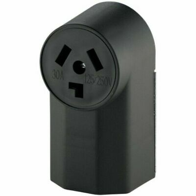 Cooper 3 Pole 3 Wire 30 Amp 125/250 Volt Surface Mount Dryer Power Outlet