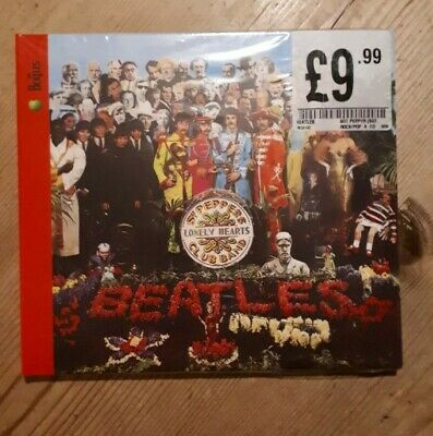 The Beatles - Sgt. Pepper's Lonely Hearts Club Band (2009)
