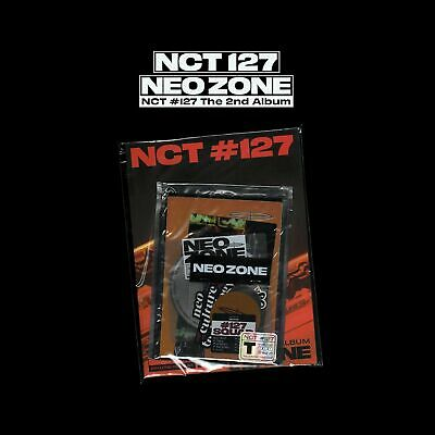 NCT 127 - 2nd Album - NCT #127 NEO ZONE (T Ver.)