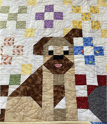 Homemade Baby Quilt