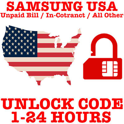 AT&T Premium Unlock Code Service For AT&T Samsung Galaxy NOTE 9 S10 S9 S10+ PLUS