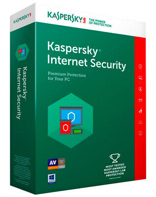 KASPERSKY INTERNET SECURITY 2020 2 PC DEVICES 1 YEAR / Global key