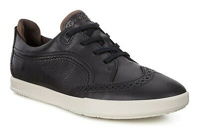 ECCO Colin2 Leather lace up - Black Coffee Size 41