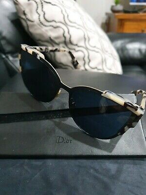 Authentic  Dior Wildly sunglasses, minimal wear.