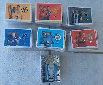 Panini Premier League 2020: Choose 30, Stickers 23p Each, 99% Available