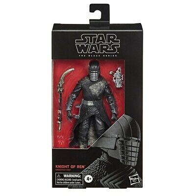 Star Wars The Black Series Knight of Ren Toy 15-cm: The Rise of Skywalker Coll