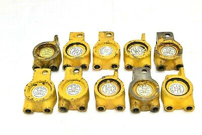 Lot Of 10. Global Bs-10 Pheumatic Rotary Industrial Ball Vibrator