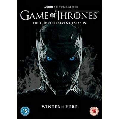 Game of Thrones The Complete Seventh Season (DVD,2017) new sealed