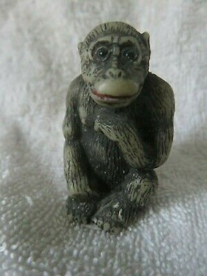 CHIMPANZEE FIGURE - Bought Beijing